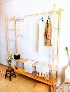 Closet Estilo Minimalista Desmontable
