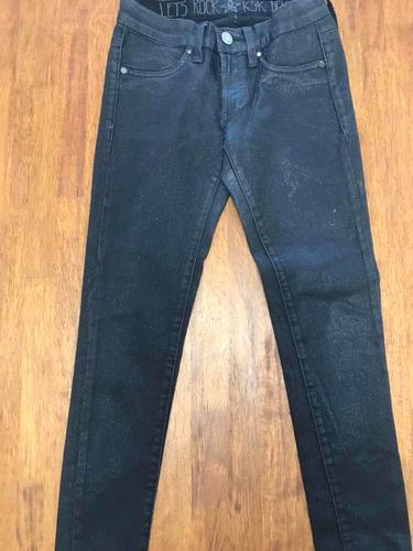 Pantalón De Jeans Para Niñas Talle Xs