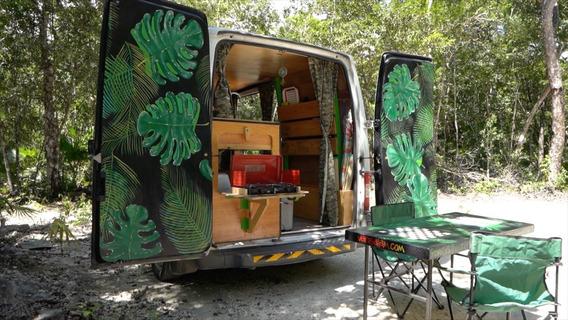 Ford Transit Camper Con Instalacion Solar