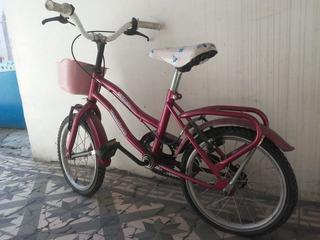 Bicicleta Nena Sanmar - Usado - Rodado 14