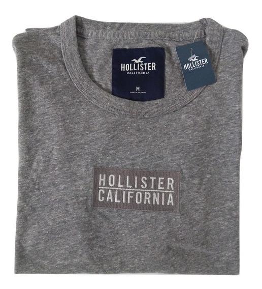 Camisetas Hollister Masculina Original Importada 100% Caimen
