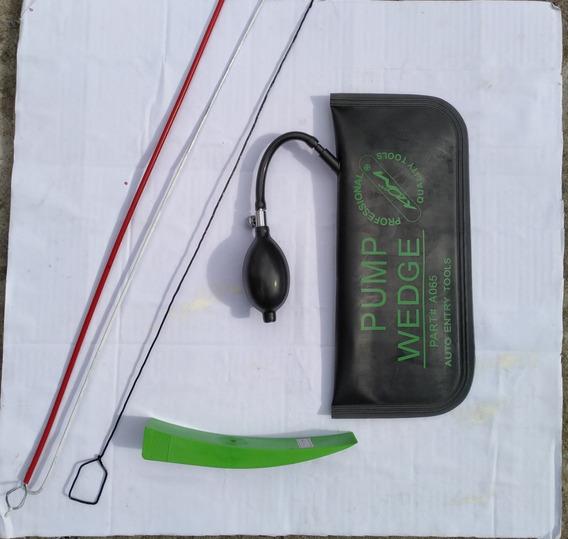 Acessórios Para Abrir Portas De Veículos - Kit C/ 05 Peças
