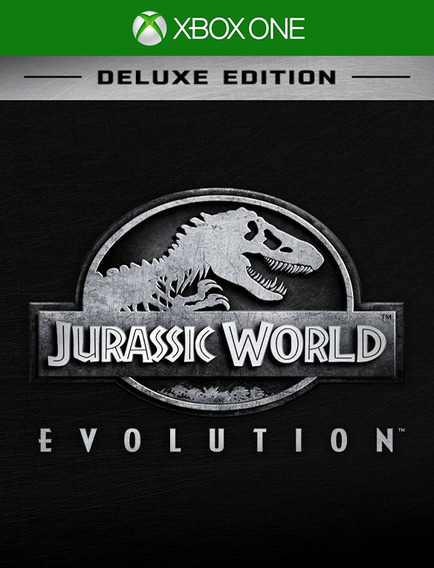 Jurassic World Deluxe Xbox One - 100%original ( 25 Dígitos )