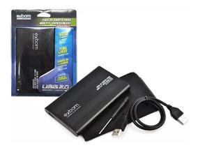 Case Hd 2,5 Sata 2.0 Notebook Externo Bolso Xbox One