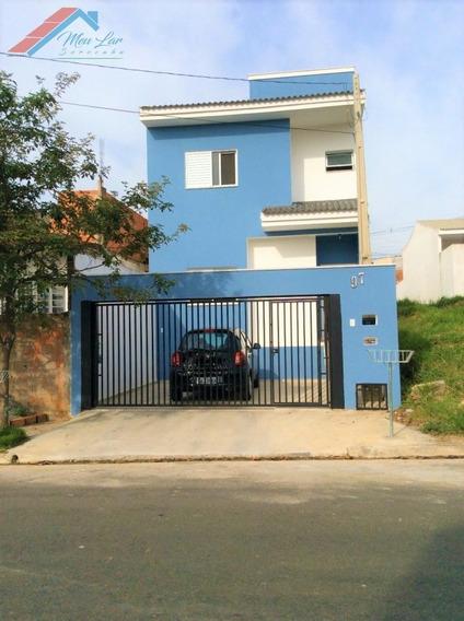 Casa A Venda No Bairro Jardim Residencial Villa Amato Em - Ca 181-1