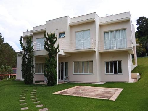 Sobrado À Venda, 256 M² Por R$ 1.400.000,00 - Condomínio Jardim Das Palmeiras - Bragança Paulista/sp - So2018