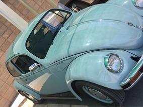 Volkswagen Sedan Última Ed