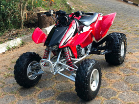 Quadriciclo Honda Trx Sportrax 450 ( Partida Elétrica )