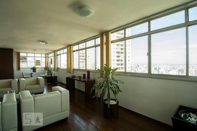 Apartamento No 6º Andar Com 4 Dormitórios E 3 Garagens - Id: 892862154 - 162154