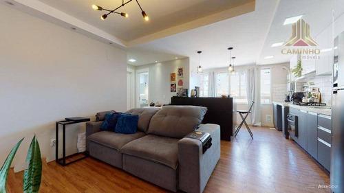 Imagem 1 de 28 de Vendo Apartamento Térreo, Dois Dormitórios Com Garagem Em Canoas Rs - Ap4187