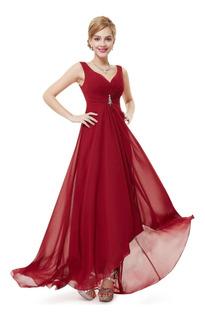 Vestidos Elegantes De Fiesta Largo Mujer Coctel Noche