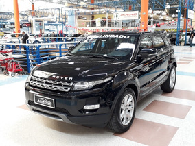 Evoque 2.0 Pure Tech 4wd Pack 5p Automática 2011/2012