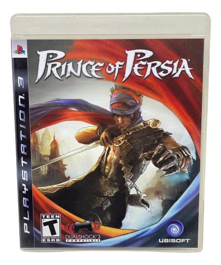 Jogo Prince Of Persia - Ps3 Midia Fisica