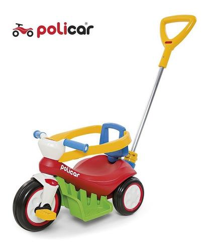 Triciclo Policiclo® Passeio (com Pedal)  - 7485
