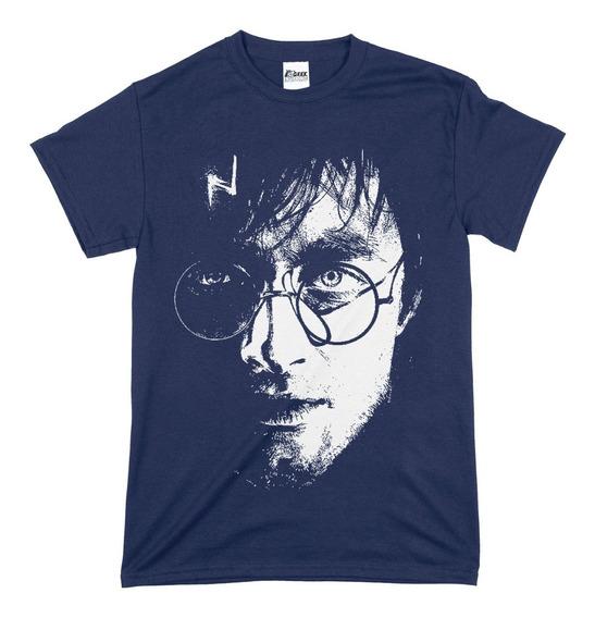 Camiseta Harry Potter Filmes Geek Nerd