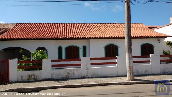 Casa Para Venda Em Arraial Do Cabo, Praia Dos Anjos, 3 Dormitórios, 1 Banheiro, 3 Vagas - Casv105_1-978278