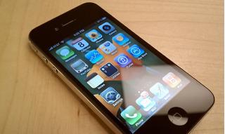 iPhone 4 Regalo Casi Nuevo Celular Regalo Reloj