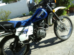 Moto Winner Sahara 125 Cc
