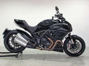 Ducati Diavel Abs 2013 Preta