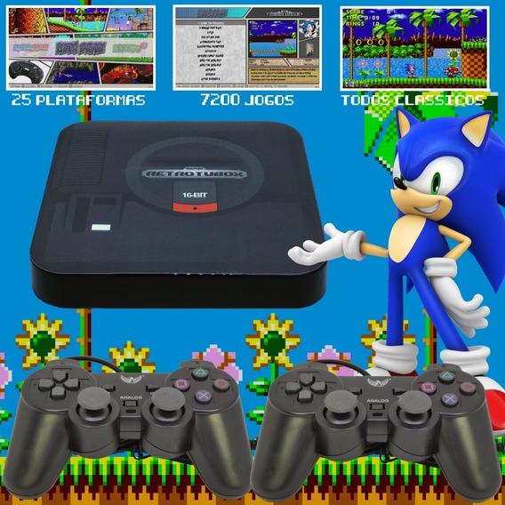 Videogame Retro Mini Mega Drive