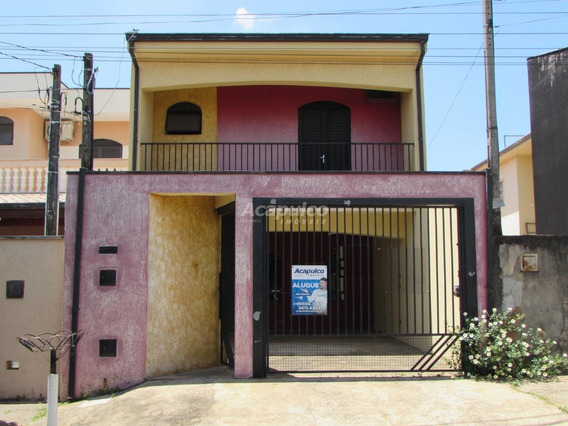 Casa Para Aluguel, 3 Quartos, 3 Vagas, Morada Do Sol - Americana/sp - 152