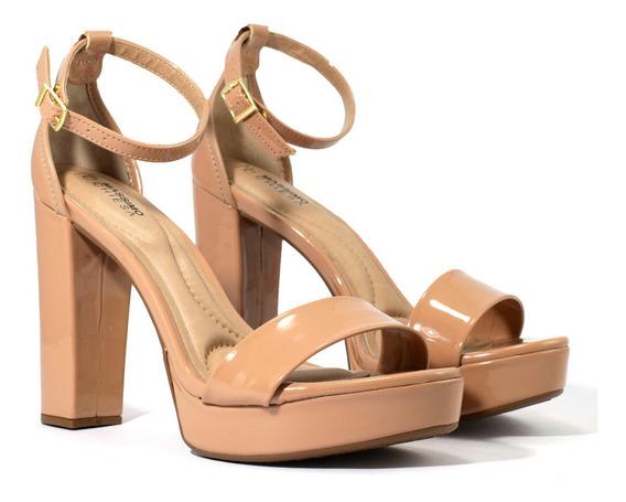 Zapatos Mujer Massimo Chiesa Sandalias Vestir Con Plataforma