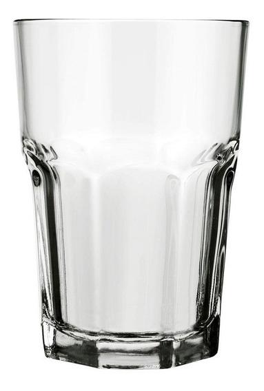Conjunto De Copos 410ml Bristol Long Drink 12 Peças - Nadir