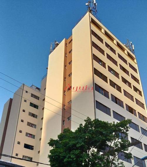 Apartamento Com 2 Dormitórios À Venda, 82 M² Por R$ 279.000 - Fundação - São Caetano Do Sul/sp - Ap1896