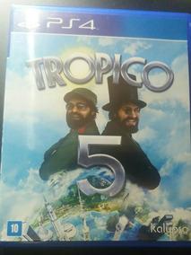Jogo Tropico 5 Ps4