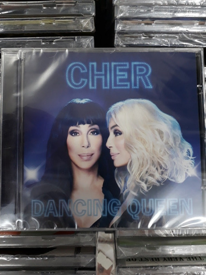 Cd Cher Dancing Queen Com Os Sucessos Do Abba