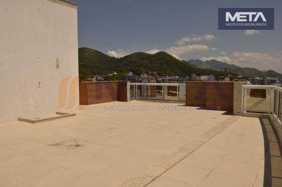 Cobertura À Venda, 256 M² Por R$ 1.190.000,00 - Vila Valqueire - Rio De Janeiro/rj - Co0005