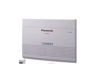 Conmutador Panasonic Kxtes824 3 Lineas 8 Exts (expandible)
