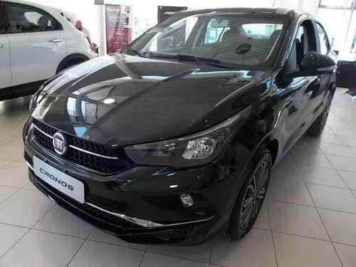 Fiat Cronos $92.000 Y Cuotas $7.900- Toma/usados Y Planes Wp