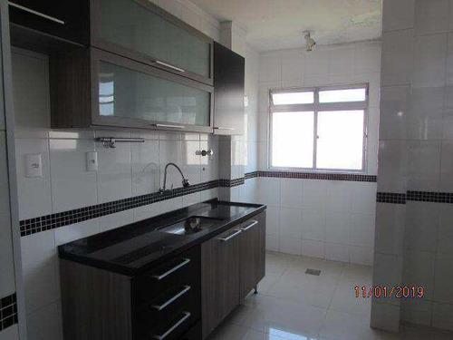 Imagem 1 de 10 de Apartamento Com 2 Dorms, Centro, São Vicente - R$ 298 Mil, Cod: 908 - V908