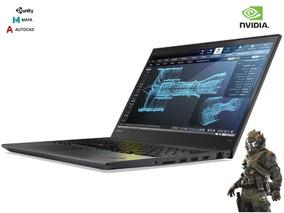 Workstation Lenovo Thinkpad P51s Intel I7-7500u,16gb 240ssd