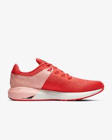 Tênis Nike Air Zoom Structure 22 Pisada Pronada Rosa