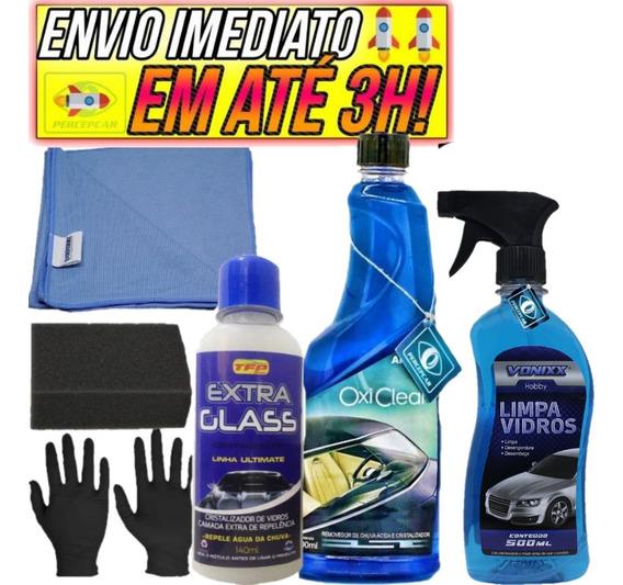 Removedor Chuva Ácida Tira Mancha Oxiclean + Cadillac Kit