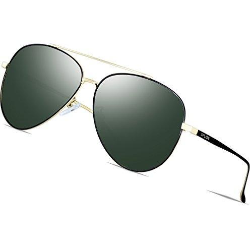 f80ca06704 Siplion Gafas De Sol Para Hombre 2018 Polarized Uv... - $ 33.990 en Mercado  Libre