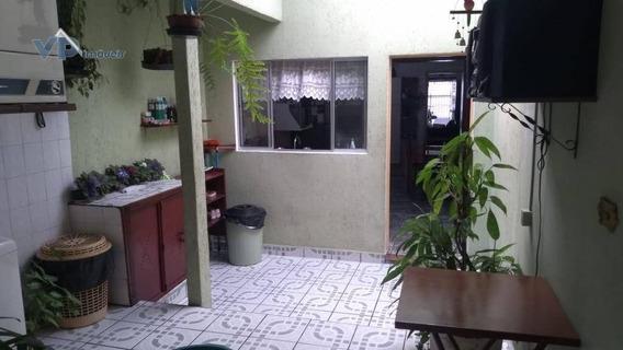 Sobrado Com 2 Dormitórios À Venda Por R$ 380.000,00 - Parque Pinheiros - Taboão Da Serra/sp - So0167