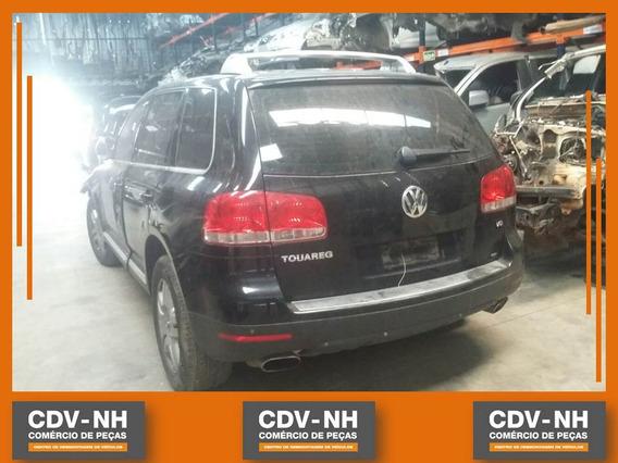Sucata Volkswagen Touareg 2007 V8 4.2 306 Cv