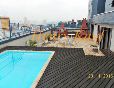 Cobertura Duplex Residencial Com 324 M² À Venda, Vila Mariana, São Paulo. - Codigo: Ad0015 - Ad0015