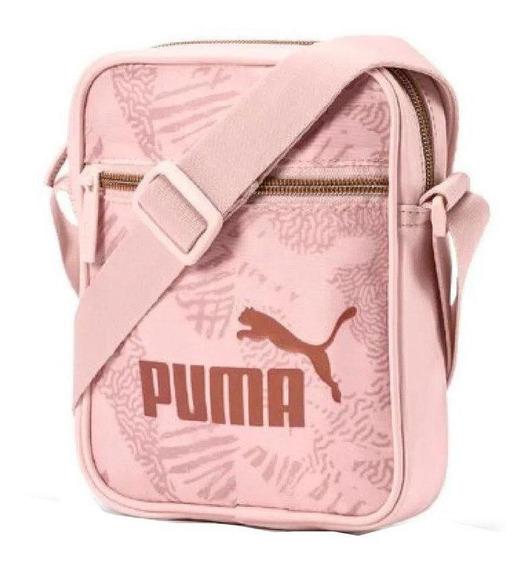 Bolsa Puma Wmn Core Up Feminina 076974-02