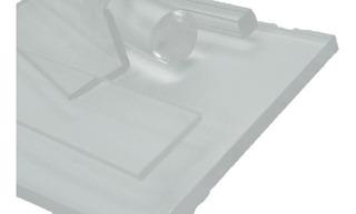 Lámina Acrílico Cristal 12mm 30x30cms