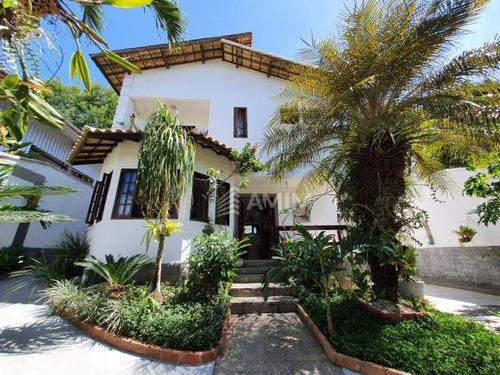 Casa À Venda, 173 M² Por R$ 750.000,00 - Itaipu - Niterói/rj - Ca0807