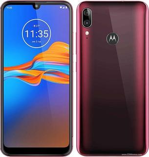 Motorola E6 S Plus 64 Gb I 4 Gb Ram Desbloqueado Nuevo