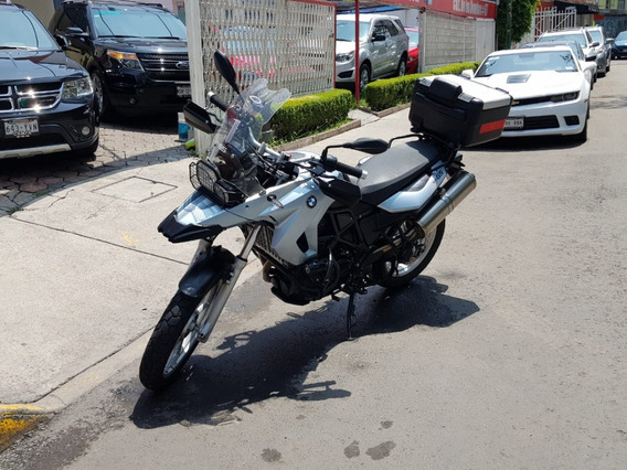 Bmw F 650 Gs E 2009 Factura De Agencia Bmw Impecable!!