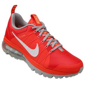 Tênis Nike Air Max Supreme 4 Feminino De Corrida Vermelho