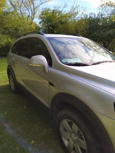 Chevrolet Captiva Ls 2.4 M/t