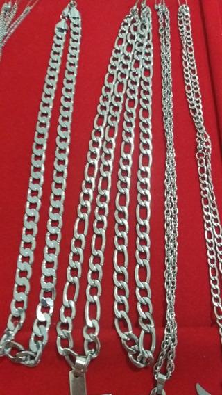 Cordão Cartier Corrente Fusion Plus Em Aço Cirurgico