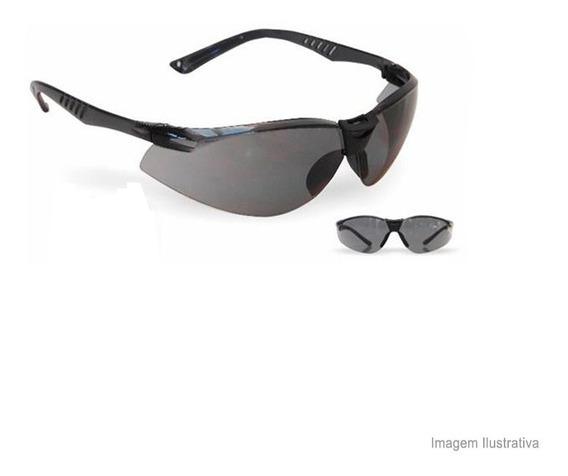 Óculos Neon Antirrisco Cinza Dura Plus Duraplus